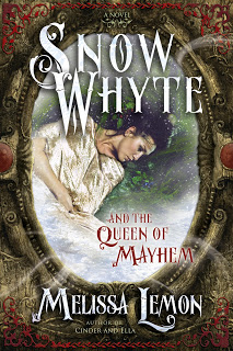 Snow Whyte and the Queen of Mayhem fullcover